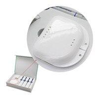 Luxury Teeth Whitening Kit 35 Carbamide Peroxide Gel With 6 Bulbs Dental Whitelight Whitening Light Removing
