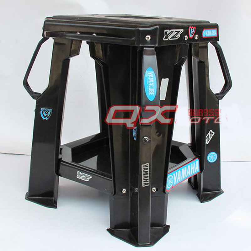 Motorcycle Repair Stool Imitation Ktm Repair Stool Repair Tool Off-Road Vehicle Display Stand Parking Stool motorcycle off road vehicles ktm flanchard 4 kneepad elbow