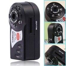 IP Webcam WiFi Mini Camera DVR Nanny Q7 Wireless Camcorder Infrared Night Vision Small Digital Video Voice Recorder Mirco Cam