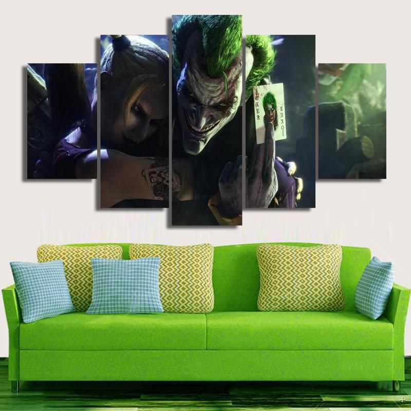 5 p arte enmarcado pinturas de pared HD imagen arte pared moderno ...