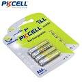 8 шт./2 карты PKCELL Ni-MH AAA батареи 1000 мАч В 1,2 в AAA перезаряжаемые батарея для камеры/фонарик/игрушка - фото