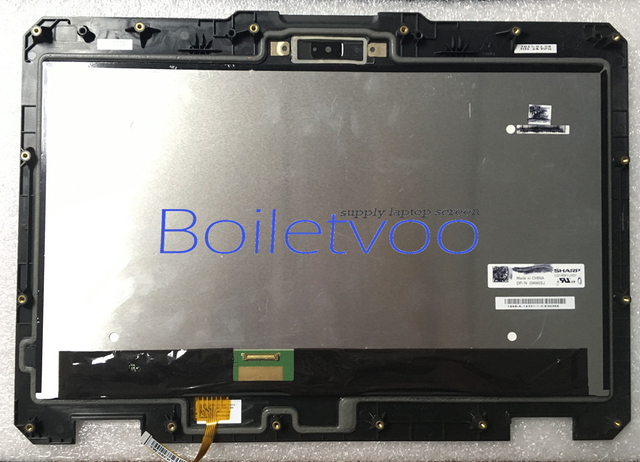 Ww05j 097cj For Dell Laude 14 Rugged Extreme 7404 Lcd Screen Touchscreen