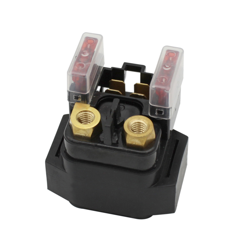 Cyleto Starter Relay Solenoid for YAMAHA MM600 MOUNTAIN MAX 600 01-02 MM700 MOUNTAIN MAX 700 01-03 RAPTOR YFM350 04-10