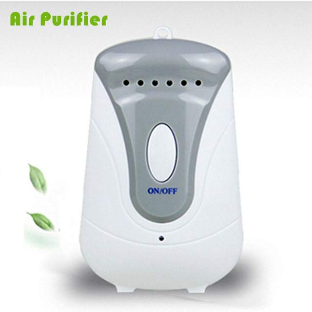 Air Purifier Ozone Generator Toilet Ozonizer Disinfectant - Bathroom air purifier