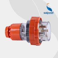 SP 56P410 Power Plug Waterproof and Dustproof Industrial Plug Australian Plug and Socket