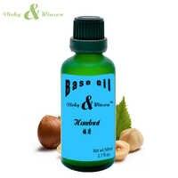 Aceite de avellanas de Vicki y winson 50 ml aceite de aromaterapia natural puro mantener la piel estable elástica promueve la regeneración de la piel VWJC20