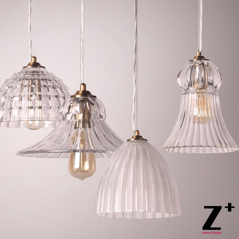 все цены на  New Light Art Deco Glass Lampshade Pendant Light Restaurant Bar Vintage Style  онлайн