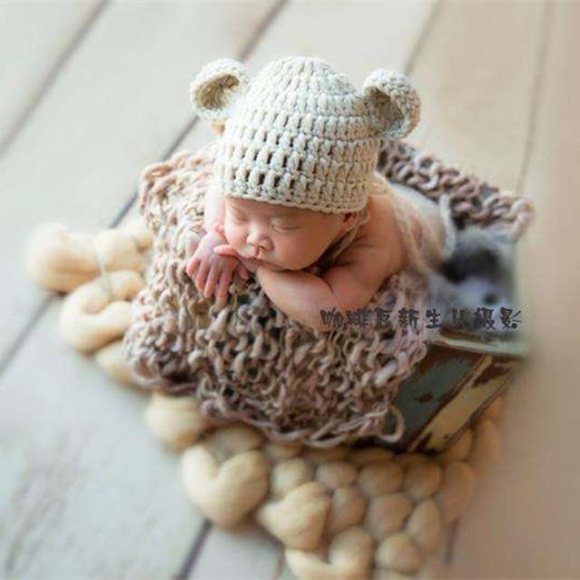 Chuncy newborn blanket baby bump blanket photography props newborn basket stuffer filler layer