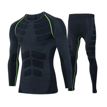 Winter Thermal Quick Dry Underwear Set