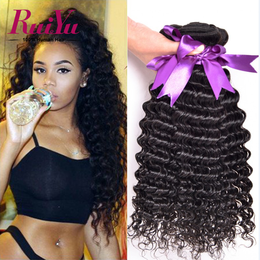 Brazilian Virgin Hair Deep Wave 4 Bundles Deep Wave Brazilian Hair Weave Bundles 100 Human Hair Brazilian Deep Curly Virgin Hair