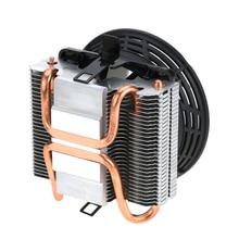 3Pin CPU Cooler Heatsink Fan Radiator