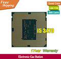 Оригинальный Процессор 22-нм Intel i5 3470 Quad Core 3.2 ГГц LGA 1155 Кэш TDP 77 Вт 6 МБ С HD графика Рабочего ПРОЦЕССОРА