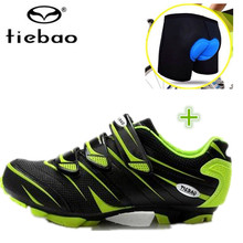 TIEBAO bike Shoes Cycling Equipment Athletic add Cycling underwear Mountain Biking Self-Locking Shoes Breathable Cycling Shoes
