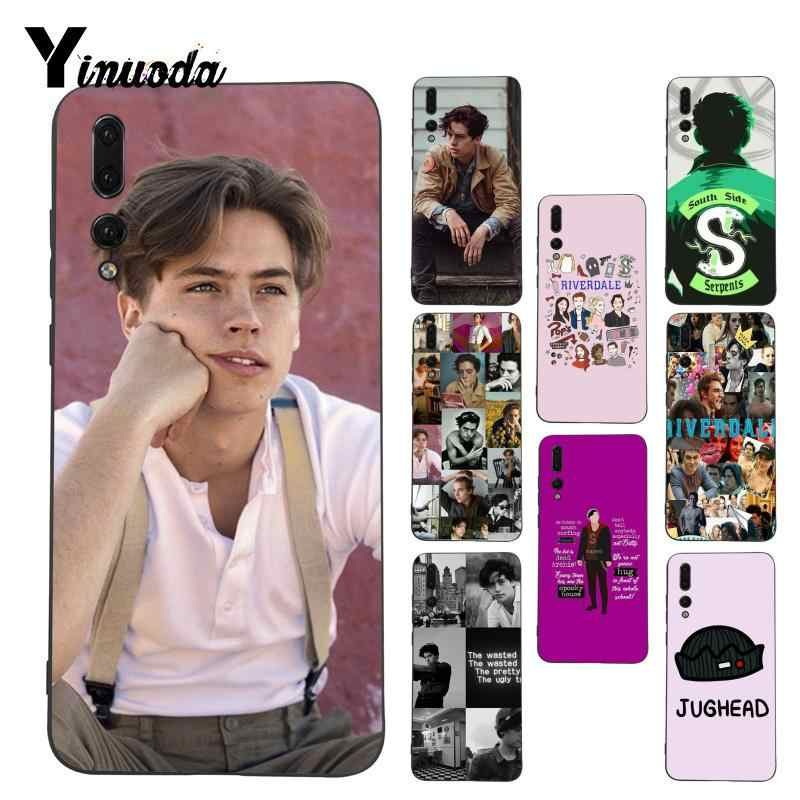 Yinuoda Riverdale Jughead Jones Coque Shell Phone Case for Huawei P9 P10 Plus Mate9 10 Mate10 Lite P20 Pro Honor10 View10