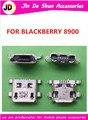 Dhl 1000 unids/lote nueva para blackberry 8900 9500 9530 9360 9650 carga micro usb de carga conector plug muelle del puerto de socket