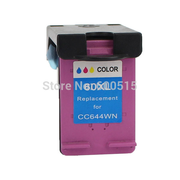 1pc Compatible ink cartridge HP60XL hp60 for DeskJet F4273 F4274 F4275 F4280 F4283 F4288 F4292 F4293 F4480  PhotoSmart C4680 2pcs compatible ink cartridge hp121xl hp121 for deskjet f4210 f4213 f4240 f4272 f4275 f4280 f4283 f4288 f4500 f4580 f4583