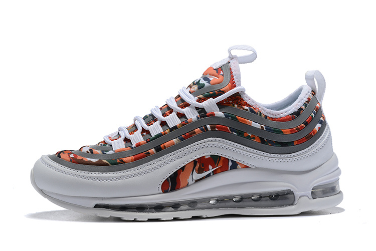 Nike Air Max 97 Hommes Chaussures Confortables Respirant Nike Air Max 97 1983 OG D'origine baskets de camouflage Airmax 97 Hommes OG
