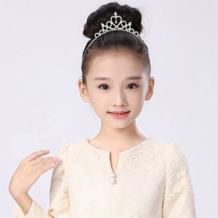 HTB1XhrJQVXXXXcEXFXXq6xXFXXXI Cute Heart Princess Rhinestone Headband Crown Tiara For Girls
