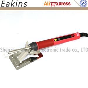 Image 3 - Spina ue LCD digitale regolabile termostato NC saldatore elettrico CXG E60W E90W E110W per strumenti di riparazione di saldatura efficienti
