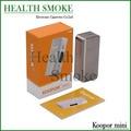 Smok mod com 510 fio koopor mini 60 w 0.2ohm 36-44 3.0ohm de caixa de controle de 60 w mod Smok mod