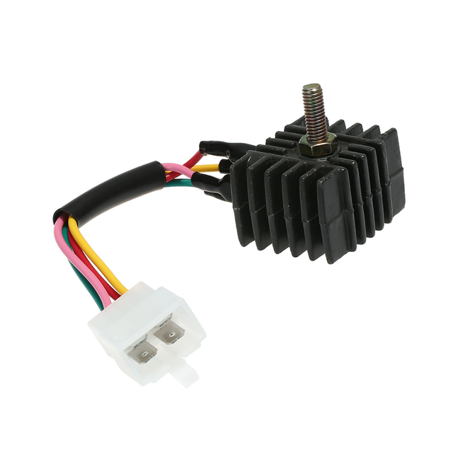 US $3 82 37% OFF Fine quality Voltage Regulator Rectifier for Honda CB100  CB125S CL100 CL100S CL125S CT90-in Motorcycle Batteries from Automobiles &