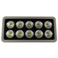 LED Flood Waterproof IP65 COB Floodlight Reflector Spotlight 500W AC85 265V Outdoor Wall Lamp Landscape Street