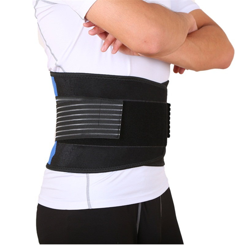 L-6XL Men Women Lower Back Support Belt Braces & Supports Medical Posture Corrector for the Lumbar Pain