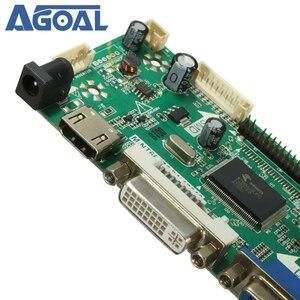 Image 3 - M.NT68676.2A LCD/Điều Khiển Đèn LED Ban Laptop Tái Trang Bị Driver Bảng Đầu Vào Âm Thanh NT68676 (UFG) VGA DVI