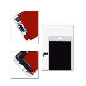 Image 2 - 10 יחידות AUO כיתה + + + LCD עבור iPhone 7 בתוספת LCD החלפת מסך מגע Digitizer עצרת תצוגה לא מת פיקסל משלוח חינם