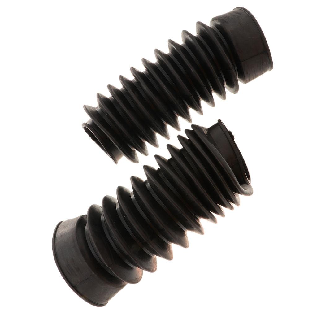 Image 5 - 1 пара универсальная передняя вилка мотоцикла крышка, резиновая передняя вилка пыленепроницаемый защитный изоляционный элемент ударные гетры