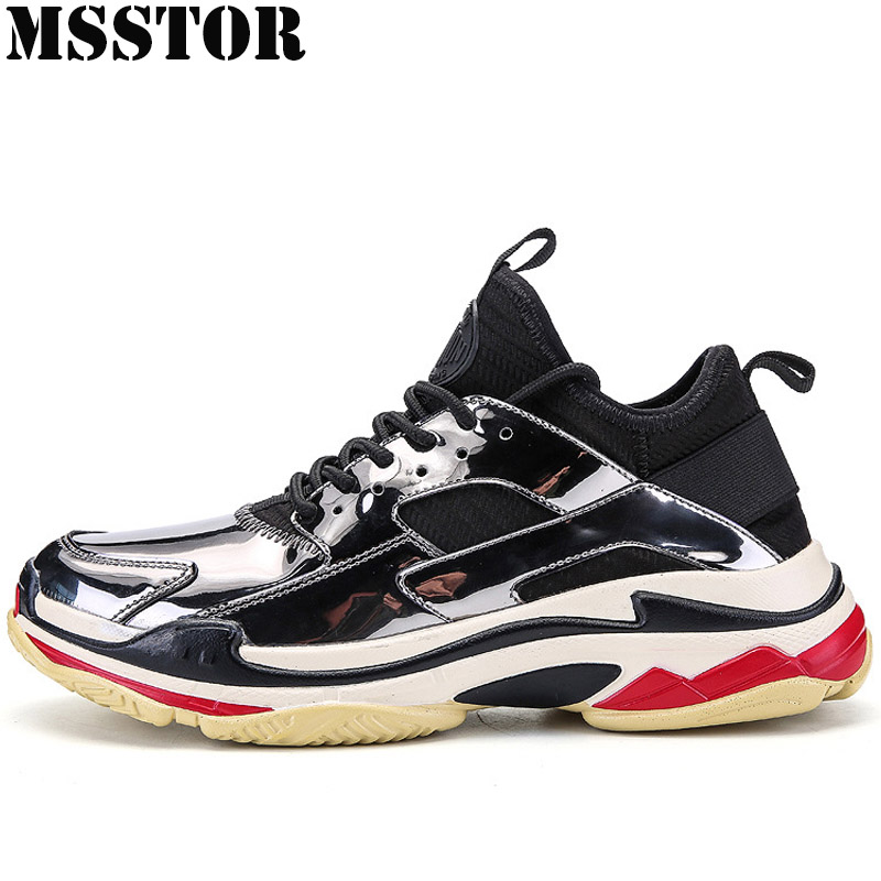 MSSTOR 2018 Men Running Shoes Man Brand Sports Run Male Summer Breathable Mens Sneakers Outdoor Athletic Sport Shoes For Men msstor women running shoes woman brand summer breathable sport shoes for men outdoor athletic lovers men running shoes sneakers