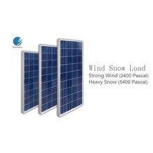 3 Шт. Солнечные Панели 100 Вт 12 В Солнечный Модуль Фотоэлемент 18 В 300 Вт Солнечная Домашняя Система Кемпер RV Телефон Яхты Лодка лодка