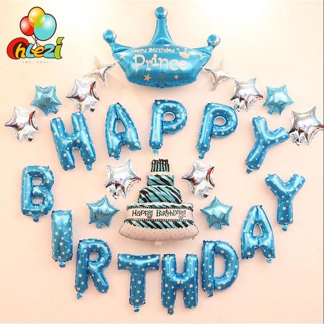 Kartun Gambar Balon Ulang Tahun Balon Baby Shower Sophia Mickey Minnie Ikatan Simpul Huruf Globos Helium Balon Kidsparty Diy Ballons Aksesoris Aliexpress
