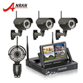 Manual de Distancia Focal Variable de 2.8mm-12mm Inalámbrico de $ number CANALES NVR Kit de Vigilancia de 720 P HD Wifi Cámara IP de Seguridad Al Aire Libre CCTV Sistema de 1 TB HDD