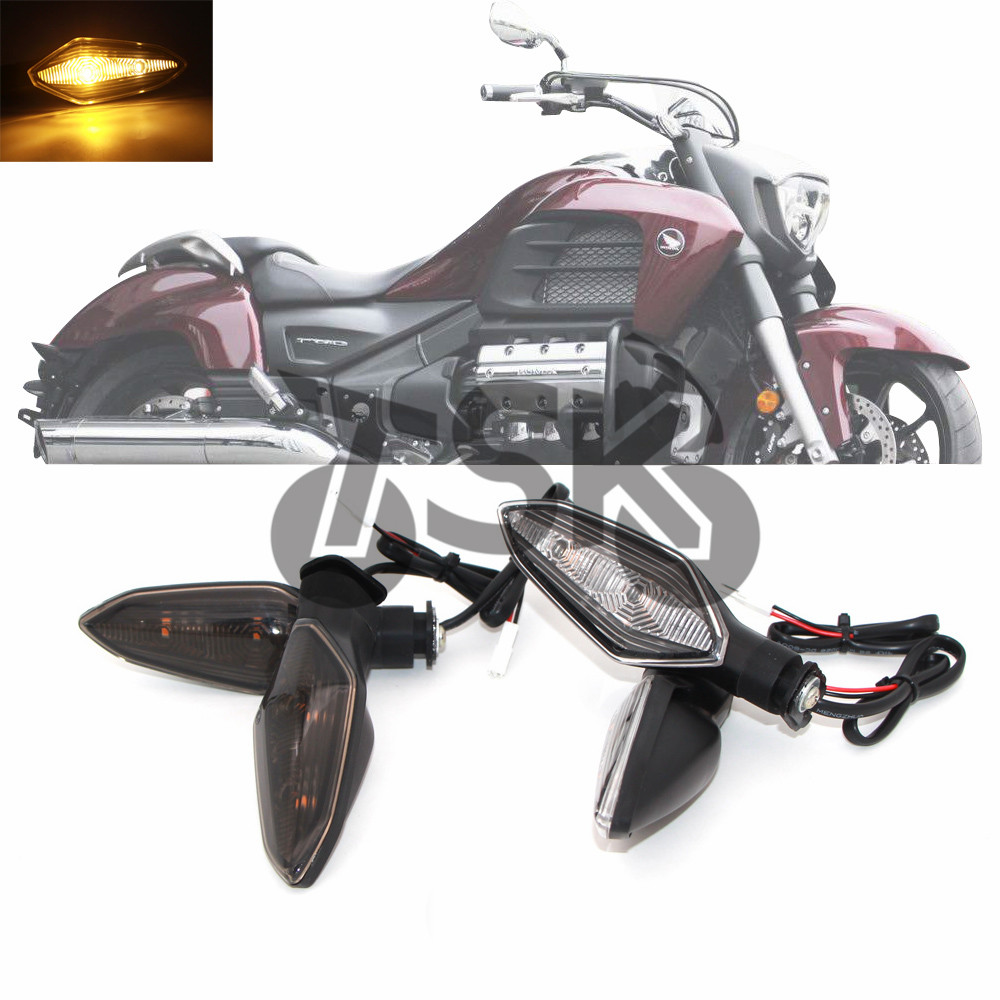 For HONDA F6C GL1800C 2014 2015 2016 2017 Motorcycle turn signals LEDFor HONDA F6C GL1800C 2014 2015 2016 2017 Motorcycle turn signals LED
