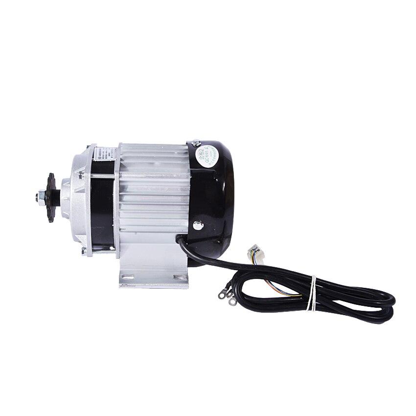 Постоянный магнит DC торможения бесщеточным Мотором 48 В 500 Вт Электрический трицикл с 2800 об./мин. bm1418