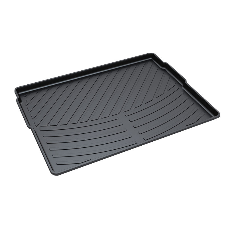 3D Trunk Mat  for Peugeot 3008 Waterproof Car Protector Carpet Auto Floor Mats Keep Clean Interior Accessories accessories for dodge journey fiat freemont 7seats jc 2010 2017 2015 2016 inner floor mats foot pad car leather carpet kits