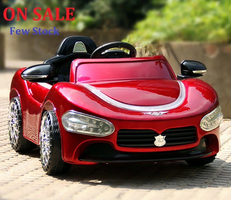 En solde!! Livraison gratuite la nouvelle voiture Maserati enfants voiture électrique télécommande jouet voiture quatre poussette bébé peut s'asseoir expédition