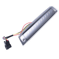 EXTERIOR REAR LED LIGHT ADDITIONAL BRAKE LIGHTS LAMP FIT FOR DODGE RAM 1500 1994 2001 REAR LED WARNING LIGHTS