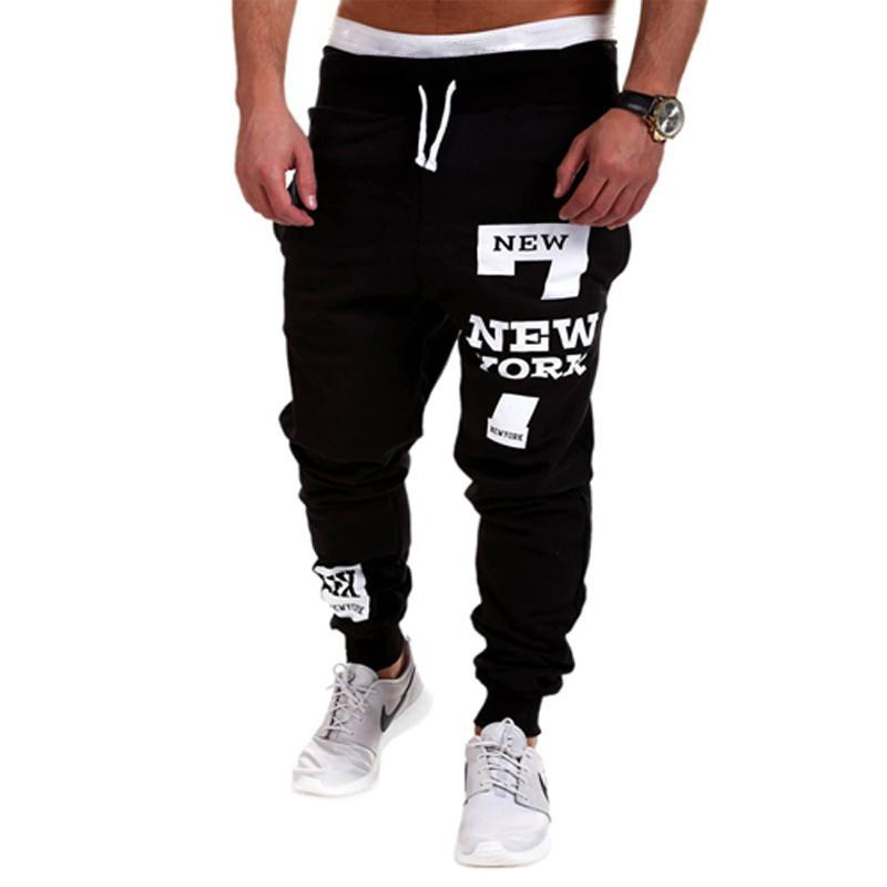 Outwear Jogger pants Men Long Joggers Trousers Mens harem pants Mens Casual Sweat Slim Joggers Pants Sweatpants Dance Pants