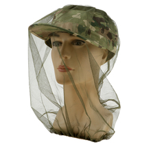 2019 New Outdoor Fishing Insect Bug Mosquito Head Mesh Net Beekeeping Head Protection for Camping Hiking Ttravel Fishing Hunting