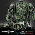 Weijiang Модель TF Вэй Цзянь Трансформация Робот Металл Optimus M02 Черный Apple Лидер Собака Уклонения