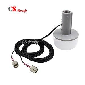 Image 2 - Imperméable à leau gamme complète 698 ~ 2700MHz 4G LTE MIMO antenne double connecteurs TNC