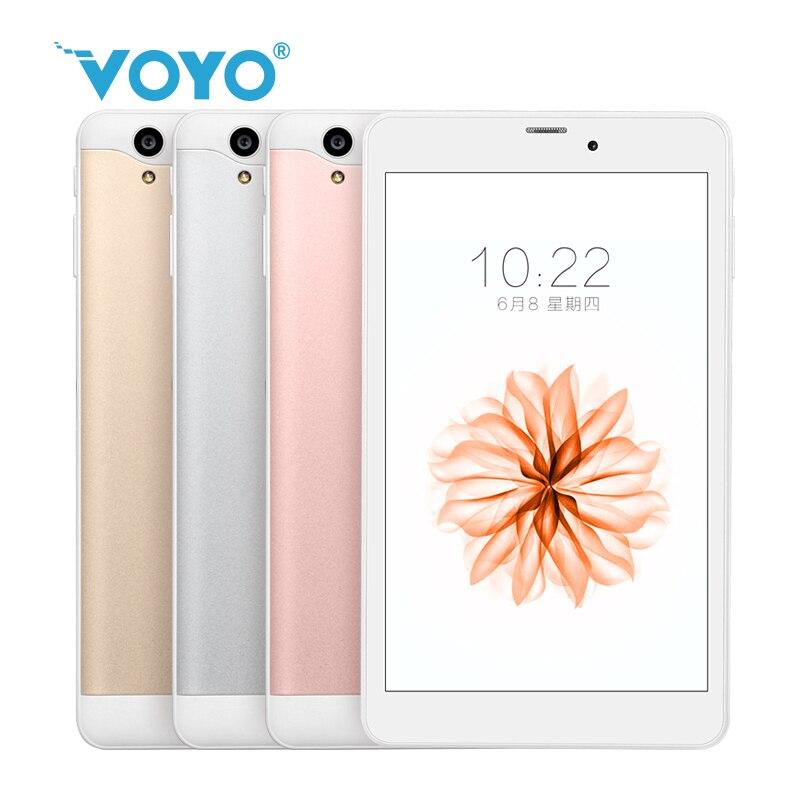 7 дюймов 1920*1200 VOYO X7 3G Телефонный звонок Планшеты PC MTK6582 4 ядра 2 г Оперативная память 32 г Встроенная память Android 5.1 5mp Камера GPS WI-FI Bluetooth