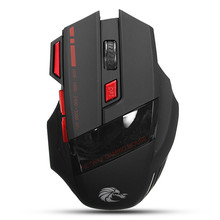 7 Button USB Wired Mouse Backlit Gaming Mouse LED Light Optical Mouse Adjustable 3200DPI Computer Mouse Gamer For Laptop PC