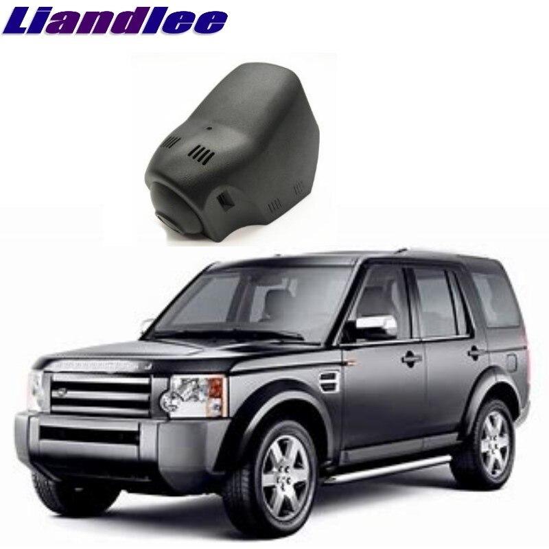 цена на Liandlee For Land For Rover LR Discovery 4 L319 LR4 2009~2016 Car Black Box WiFi DVR Dash Camera Driving Video Recorder