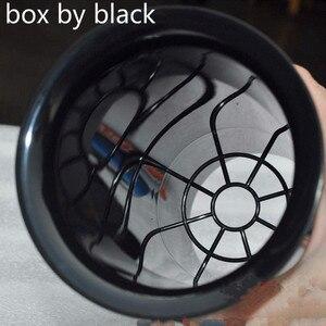 Image 3 - 2pc Amplifier Speaker Port Tube Speaker Vent For Phase inverted Subwoofer box 96x238mm ABS