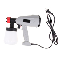 400w Electric Spray Gun Paint Spray Gun 700ml DIY Adjustable Flow HVLP Sprayer Control Spray