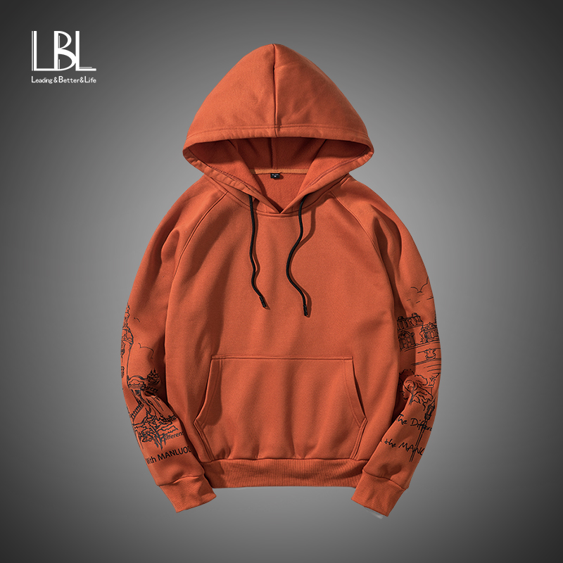 LBL Hoodies Men 2018 Autumn New Fashion Hoodies and Sweatshirts Brand Clothing LBL00A23 it will Be produced if it get more Likes