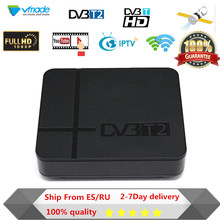 Vmade DVB T2 Terrestrial Receiver DVB-T2 TV box HD 1080P MPEG-2/4 H.264 Support HDMI Set Top Box Tuner FREE Shipping